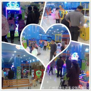 儿童电玩城设备-广州游戏机厂家-湖南永州客户