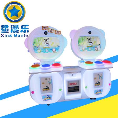 美拍小鼓王-儿童电玩设备大型游戏机