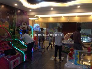 儿童电玩城设备-大型游戏机厂家-贵州客户
