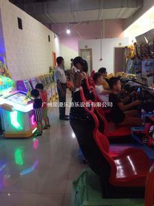儿童电玩城设备-大型游戏机厂家-福建客户