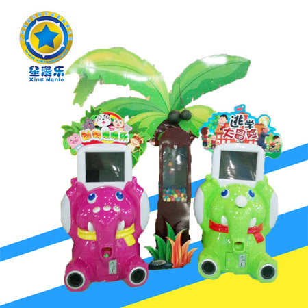 逃学大冒险-儿童电玩设备大型游戏机