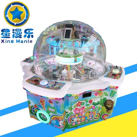 开心剧场-儿童电玩设备大型游戏机
