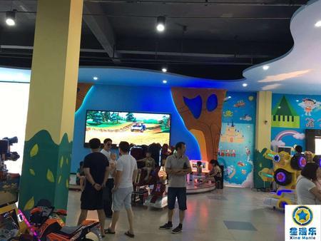 儿童电玩城设备-大型游戏机厂家-湖北客户